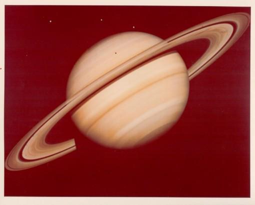 Ảnh hiếm ấn tượng về vũ trụ của NASA từ những năm 1960 - 1980