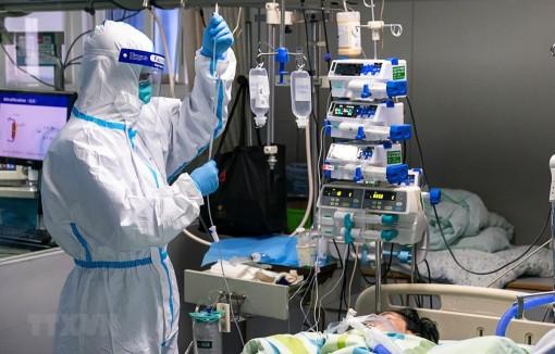 Trung Quốc bắt tay phát triển vắcxin chống virus 2019-nCoV