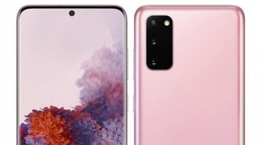 Samsung Galaxy S20 sẽ có phiên bản màu Hồng và Xám