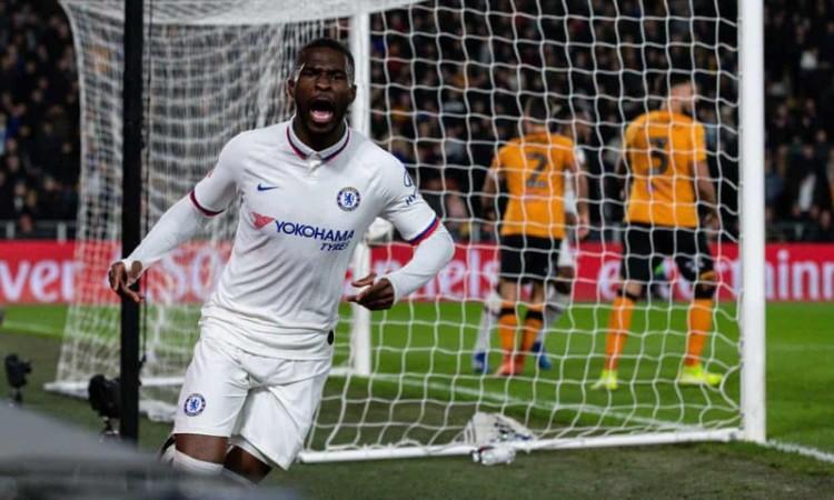 Thắng sát nút Hull, Chelsea giành vé vào vòng 5 FA Cup