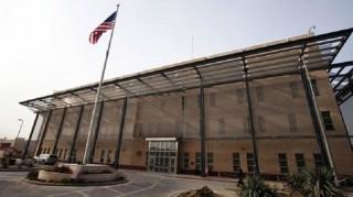 Iraq: Tấn công bằng rocket nhằm vào Đại sứ quán Mỹ tại Baghdad