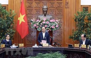 Thủ tướng chủ trì cuộc họp phòng chống dịch bệnh do virus corona