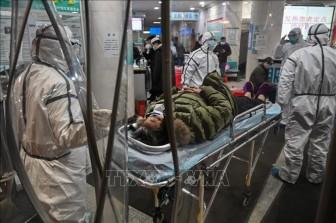 Dịch bệnh viêm phổi do virus corona: Số người tử vong tại Trung Quốc tăng lên 80 người
