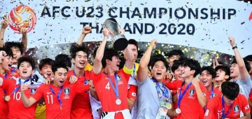 Hàn Quốc xứng đáng vô địch Giải U23 châu Á 2020