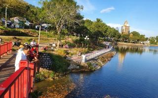 An Giang đón trên 824.000 lượt khách du lịch dịp Tết Nguyên đán 2020
