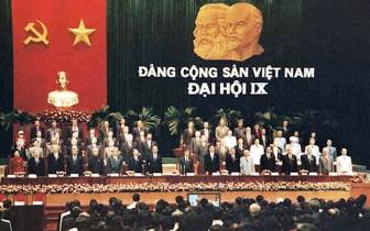 Ðại hội lần thứ IX của Ðảng