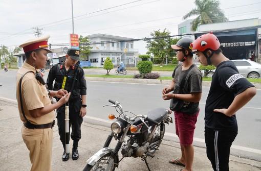 An Giang: mùng 4 Tết không xảy ra tai nạn giao thông