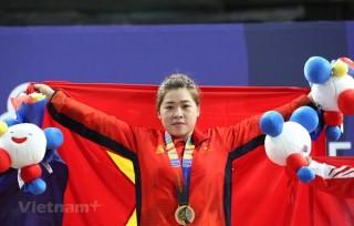Tuyển cử tạ Việt Nam giành 10 HCV tại Cup Cử tạ thế giới 2020