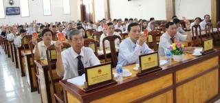 HĐND huyện Chợ Mới nâng cao chất lượng hoạt động