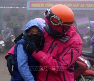 Đêm 30-1, Bắc Bộ trời rét, vùng núi có nơi dưới 6 độ C