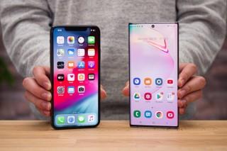 Samsung và Apple sẽ cạnh tranh gay gắt vị trí hãng điện thoại số 1