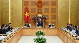 Thủ tướng chỉ đạo nhiều giải pháp chống dịch do virus corona