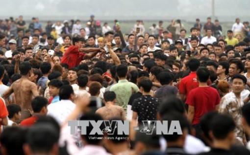 Có thể tạm ngừng tổ chức lễ hội để phòng, chống dịch do virus Corona