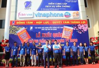 VNPT An Giang xuất quân bán hàng đầu năm Canh Tý 2020