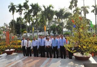 Họp mặt Hội đồng hương An Giang tại TP. Hồ Chí Minh mừng Xuân Canh Tý năm 2020