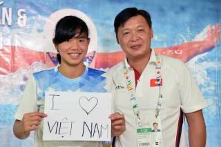 """Nguyễn Thị Ánh Viên: """"Thầy ơi hãy quay lại huấn luyện, đừng bỏ con!"""""""