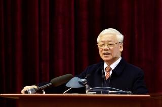 Bộ Chính trị gặp mặt các đồng chí nguyên lãnh đạo cấp cao của Đảng và Nhà nước