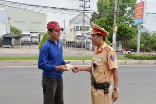 Tăng cường đảm bảo trật tự an toàn giao thông sau Tết