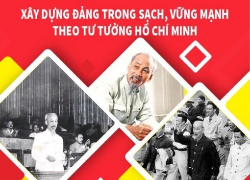Xây dựng Đảng trong sạch theo tư tưởng Hồ Chí Minh