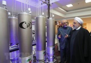 Iran khẳng định sẵn sàng hợp tác với EU giải quyết vấn đề hạt nhân