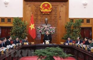 Thủ tướng: Giảm thiểu tác động của dịch bệnh nCoV đối với nền kinh tế
