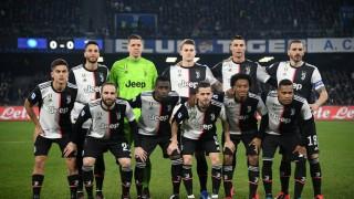 Juventus chốt danh sách vòng knock-out Champions League 2019/2020