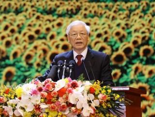 Tổng Bí thư, Chủ tịch nước Nguyễn Phú Trọng: 'Nước ta chưa bao giờ có được cơ đồ, tiềm lực, vị thế và uy tín như ngày nay'