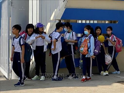 43 tỉnh, thành phố cho học sinh nghỉ học do dịch viêm đường hô hấp cấp