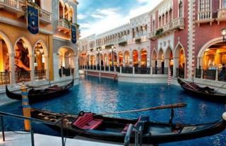 Venice - thành phố nổi lãng mạn