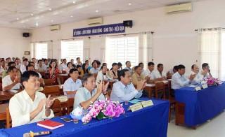 TX. Tân Châu họp mặt doanh nghiệp đầu Xuân Canh Tý 2020