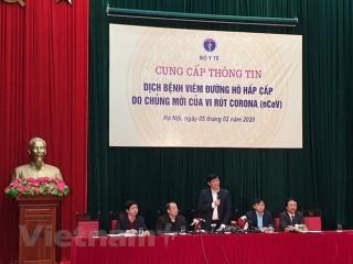 Phác đồ điều trị bệnh do virus corona của Việt Nam tiệm cận thế giới