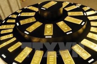 Giá vàng châu Á tăng trong phiên 5-2