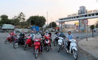 24 lao động Trung Quốc làm việc tại Khu công nghiệp Bình Hòa đang được cách ly an toàn