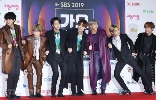 BTS xác lập kỷ lục mới trên xếp hạng Billboard ''Social 50''