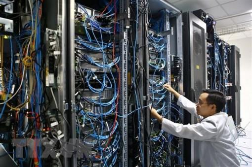 Lùi lịch sửa hai tuyến cáp biển, chất lượng Internet chưa ổn định
