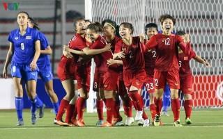 ĐT nữ Việt Nam - ĐT nữ Myanmar: Khởi đầu giấc mơ Olympic