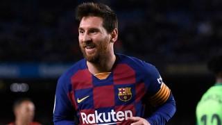 """""""Đại gia"""" của nước Anh trải thảm đỏ đón Messi"""