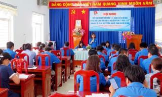 """Huyện đoàn Phú Tân triển khai mô hình """"3 đúng, 3 sát"""" trong học tập  và làm theo Bác"""