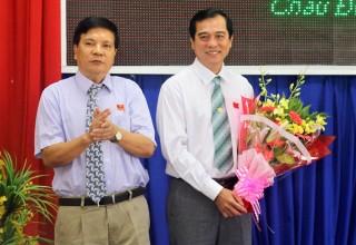Phó Chủ tịch UBMTTQVN TP. Châu Đốc Ngô Hữu Toàn được bầu giữ chức Phó Chủ tịch HĐND thành phố