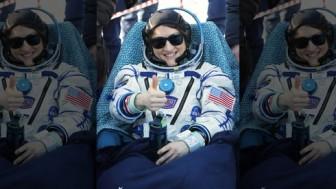 Nữ phi hành gia trở về nhà sau gần 1 năm sống ngoài Trái Đất
