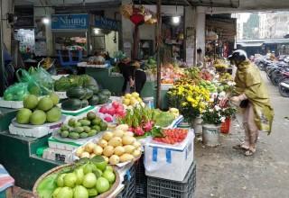 Giá một số thực phẩm ở Quảng Ninh tăng do tâm lý lo ngại dịch bệnh