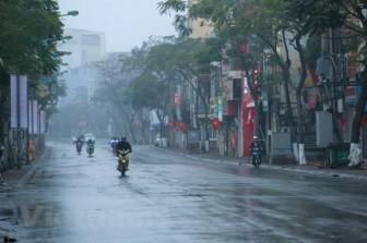 Bắc Bộ và Trung Bộ có mưa, phía Đông Bắc Bộ trời rét đậm