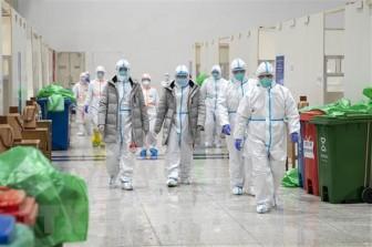 WHO: Tỷ lệ các ca nhiễm virus corona đang có xu hướng giảm