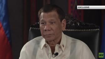 Tổng thống Philippines tuyên bố hủy thỏa thuận quân sự với Mỹ