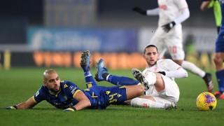 Ronaldo ghi bàn, Juventus vẫn thua đau đớn Hellas Verona