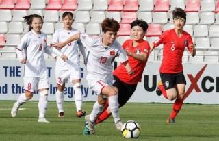Thất bại trước Hàn Quốc, ĐT Việt Nam dự vòng play-off Olympic 2020 với vị thế nhì bảng