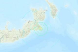 Động đất mạnh 6,2 tại Papua New Guinea, chưa có báo cáo thương vong