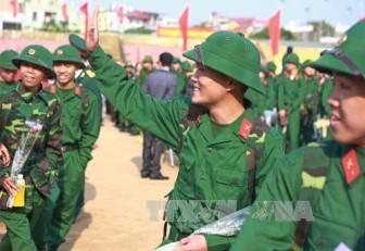 Sẵn sàng cho Ngày hội tòng quân năm 2020