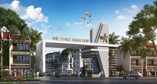 TNR Stars Thoại Sơn: Tâm  điểm đầu tư tại thị trường An Giang