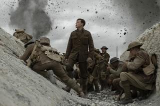 Phim 1917 đoạt giải 'Quay phim xuất sắc nhất' tại Oscar 2020